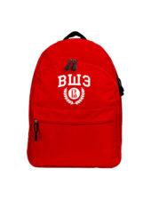 Рюкзак ВШЭ красный