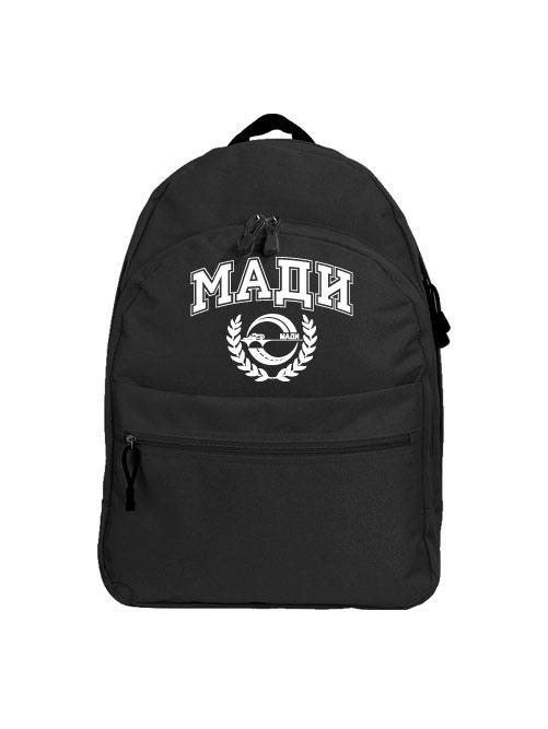 Рюкзак МАДИ черный