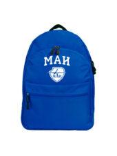 Рюкзак МАИ синий