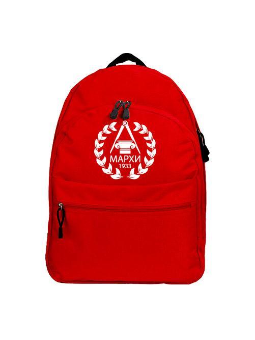 Рюкзак МАРХИ красный
