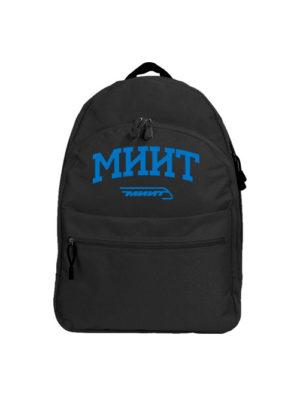 Рюкзак МИИТ черный