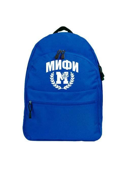 Рюкзак МИФИ синий