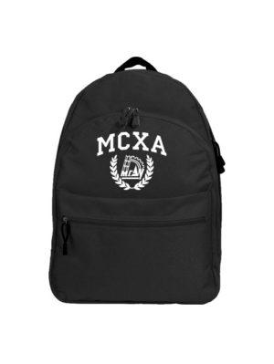 Рюкзак МСХА черный