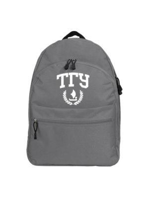 Рюкзак ТГУ серый