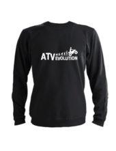 Свитшот ATV evolution черный