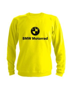 Свитшот BMW Motorrad желтый