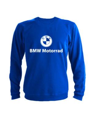 Свитшот BMW Motorrad синий