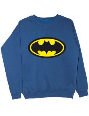 Свитшот Batman индиго