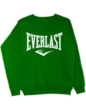 Свитшот Everlast зеленый