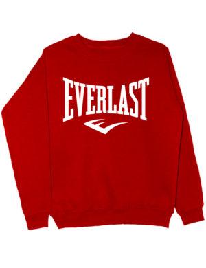 Свитшот Everlast красный