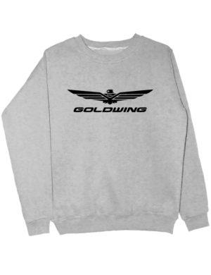 Свитшот Goldwing серый