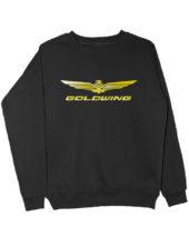 Свитшот Goldwing черный