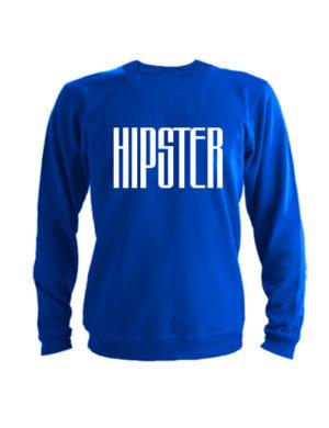 Свитшот Hipster синий