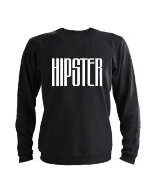 Свитшот Hipster черный