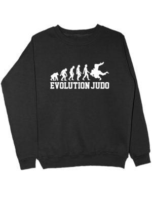 Свитшот Judo Evolution черный