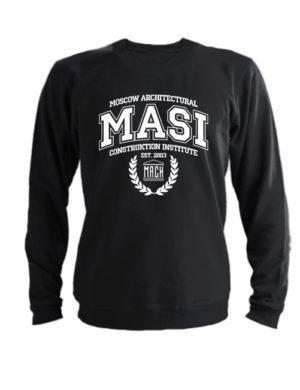 Свитшот MASI черный