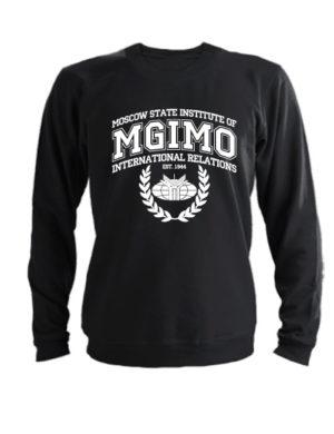Свитшот MGIMO Institute черный