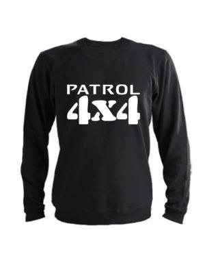 Свитшот Patrol 4x4 черный
