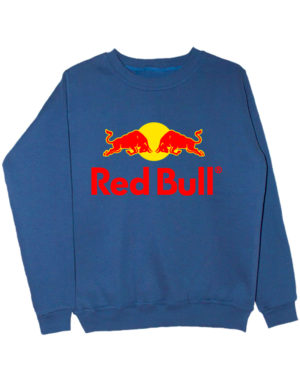Свитшот Red Bull индиго