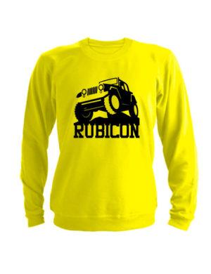 Свитшот Rubicon желтый