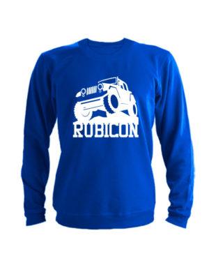 Свитшот Rubicon синий