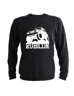 Свитшот Rubicon черный
