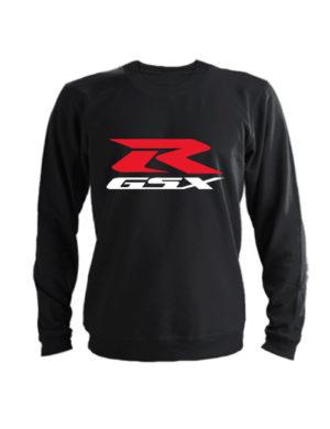 Свитшот Suzuki GSX R черный