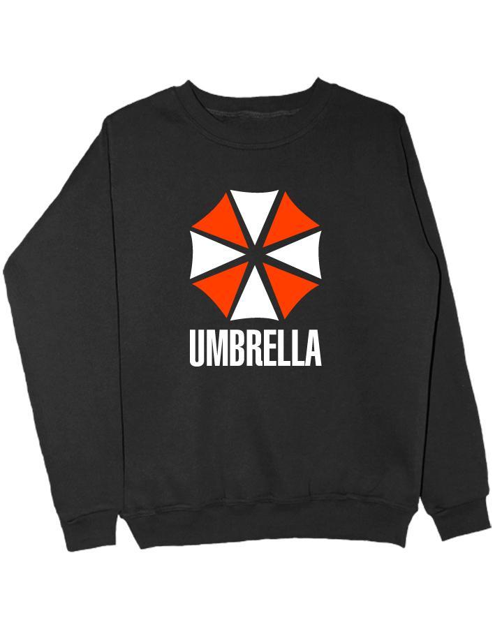 Свитшот Umbrella черный