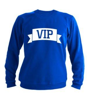 Свитшот VIP синий