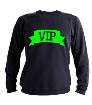 Свитшот VIP черный