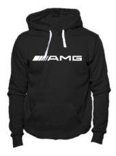 Толстовка AMG черная