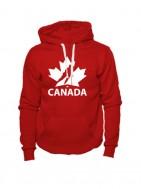 Толстовка Canada красная