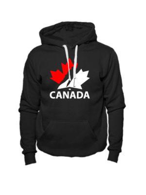 Толстовка Canada черная