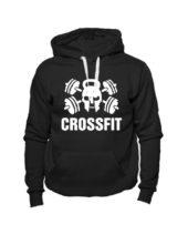 Толстовка Crossfit черная
