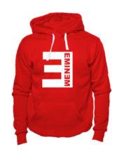 Толстовка Eminem красная