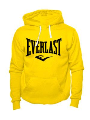 Толстовка Everlast желтая