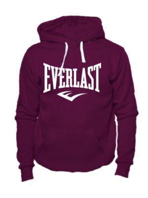 Толстовка Everlast сливовая