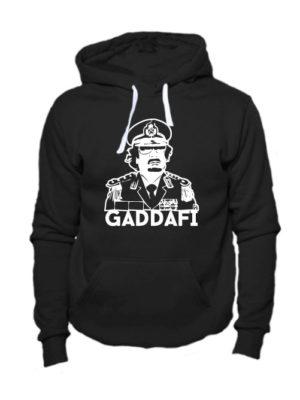 Толстовка Gaddafi черная