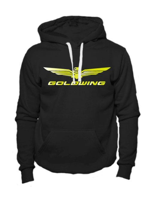 Толстовка Goldwing черная