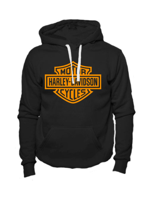 Толстовка Harley-Davidson черная