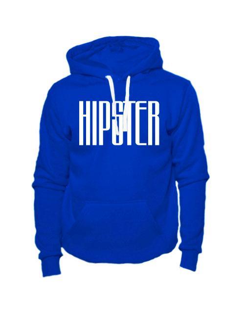 Толстовка Hipster синяя
