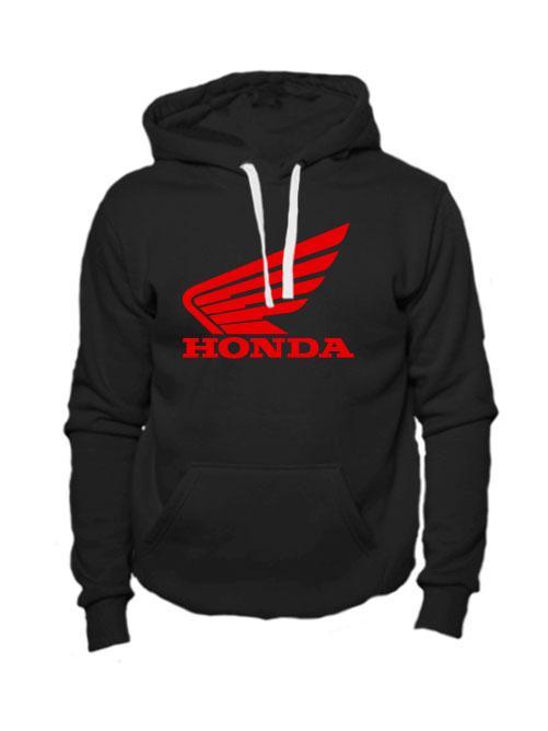 Толстовка Honda черная