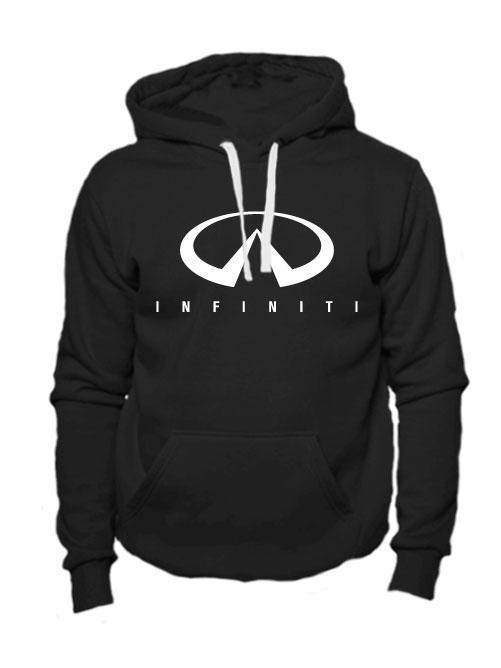 Толстовка Infiniti черная