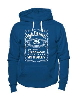 Толстовка Jack Daniels индиго