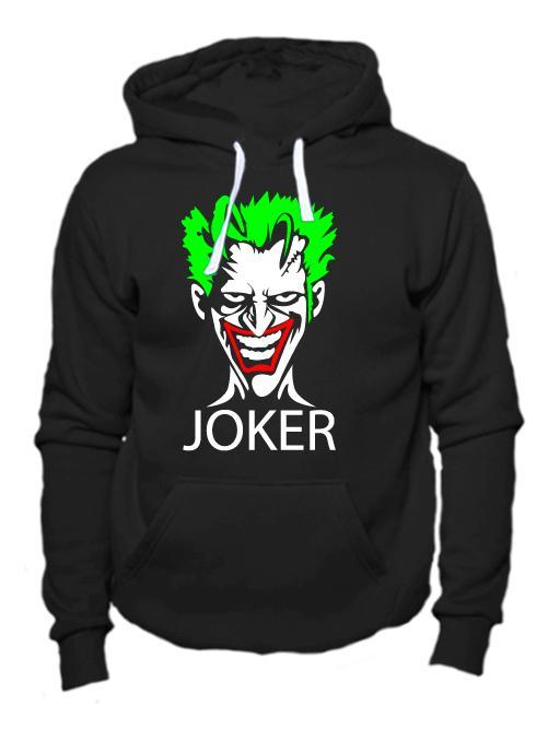 Толстовка Joker черная