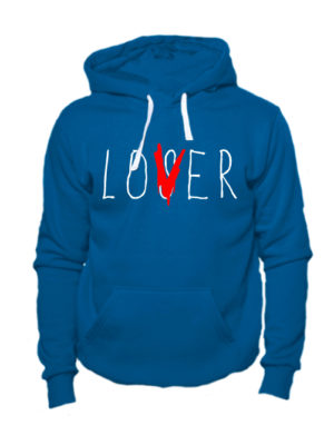 Толстовка Loser Lover индиго