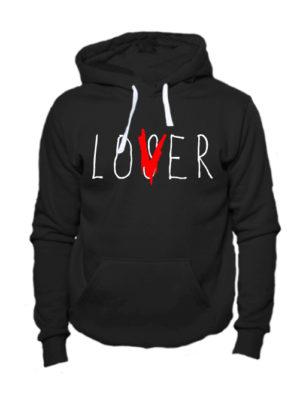 Толстовка Loser Lover черная