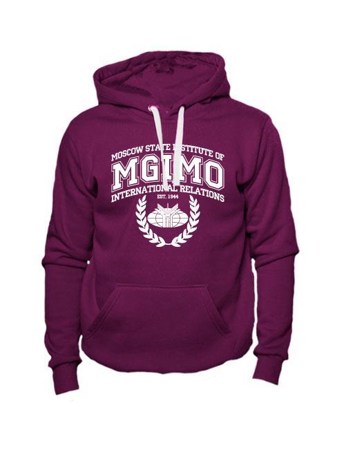 Толстовка MGIMO Institute сливовая
