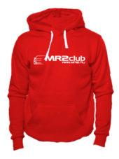 Толстовка MR2Club красная
