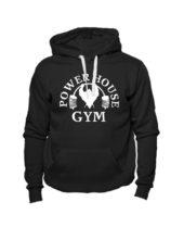 Толстовка Power House Gym черная